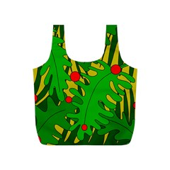 In the jungle Full Print Recycle Bags (S)