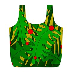 In the jungle Full Print Recycle Bags (L)