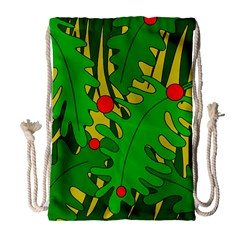 In the jungle Drawstring Bag (Large)