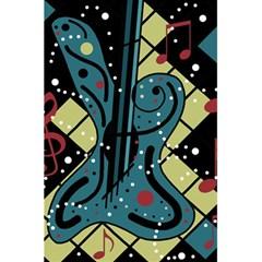 Playful guitar 5.5  x 8.5  Notebooks