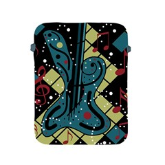 Playful guitar Apple iPad 2/3/4 Protective Soft Cases