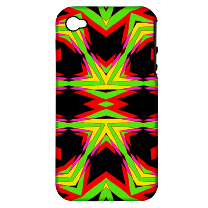 Gtgt Apple iPhone 4/4S Hardshell Case (PC+Silicone)