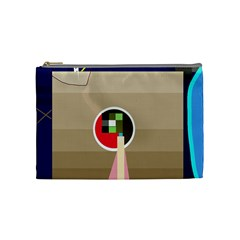 Decorative abstraction Cosmetic Bag (Medium)