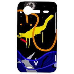 Crazy dream HTC Incredible S Hardshell Case