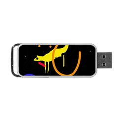 Crazy dream Portable USB Flash (Two Sides)