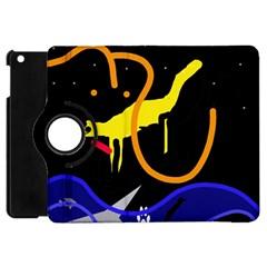 Crazy dream Apple iPad Mini Flip 360 Case