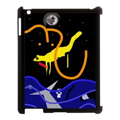 Crazy dream Apple iPad 3/4 Case (Black)