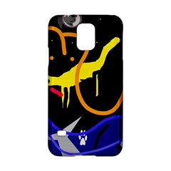 Crazy dream Samsung Galaxy S5 Hardshell Case