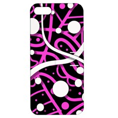Purple harmony Apple iPhone 5 Hardshell Case with Stand
