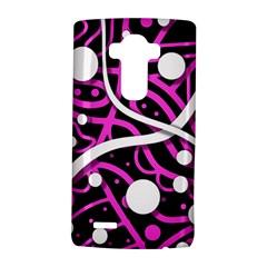Purple Harmony Lg G4 Hardshell Case