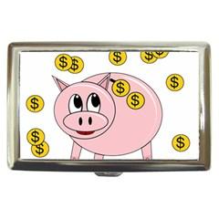 Piggy bank  Cigarette Money Cases