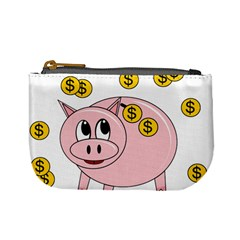 Piggy bank  Mini Coin Purses