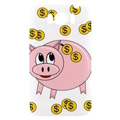 Piggy bank  HTC Sensation XL Hardshell Case