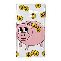 Piggy bank  Sony Xperia ZL (L35H)