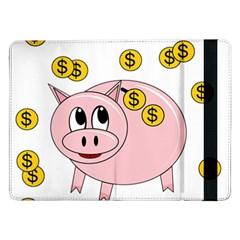 Piggy bank  Samsung Galaxy Tab Pro 12.2  Flip Case