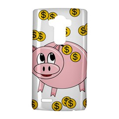 Piggy bank  LG G4 Hardshell Case