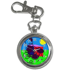 Sunny day Key Chain Watches