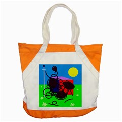 Sunny day Accent Tote Bag