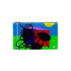 Sunny day Cosmetic Bag (Small)