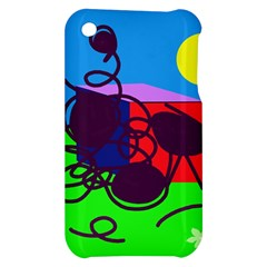 Sunny day Apple iPhone 3G/3GS Hardshell Case