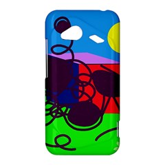 Sunny day HTC Droid Incredible 4G LTE Hardshell Case