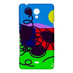 Sunny day Sony Xperia T