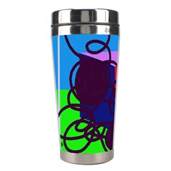 Sunny day Stainless Steel Travel Tumblers