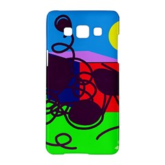 Sunny day Samsung Galaxy A5 Hardshell Case
