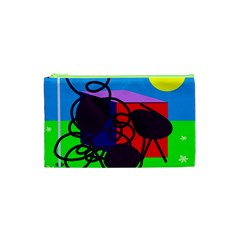 Sunny day Cosmetic Bag (XS)