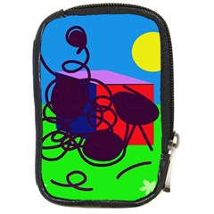 Sunny day Compact Camera Cases