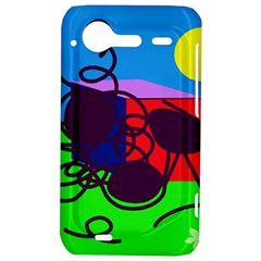 Sunny day HTC Incredible S Hardshell Case