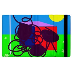 Sunny day Apple iPad 2 Flip Case