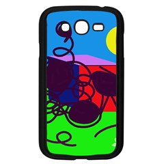 Sunny day Samsung Galaxy Grand DUOS I9082 Case (Black)