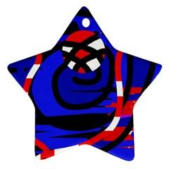 Follow me Ornament (Star)