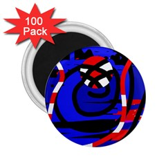 Follow me 2.25  Magnets (100 pack)
