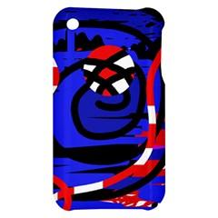 Follow me Apple iPhone 3G/3GS Hardshell Case