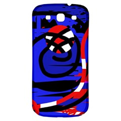 Follow me Samsung Galaxy S3 S III Classic Hardshell Back Case