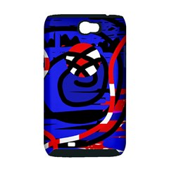 Follow me Samsung Galaxy Note 2 Hardshell Case (PC+Silicone)