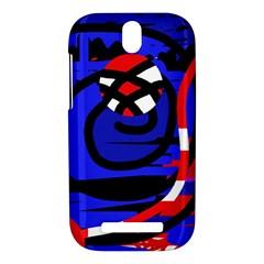 Follow me HTC One SV Hardshell Case