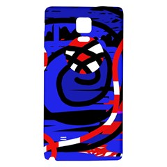 Follow me Galaxy Note 4 Back Case