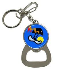 Little bird Bottle Opener Key Chains