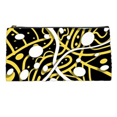 Yellow movement Pencil Cases