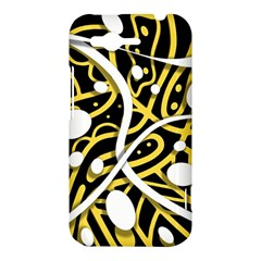 Yellow movement HTC Rhyme