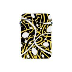 Yellow movement Apple iPad Mini Protective Soft Cases