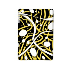 Yellow movement iPad Mini 2 Hardshell Cases
