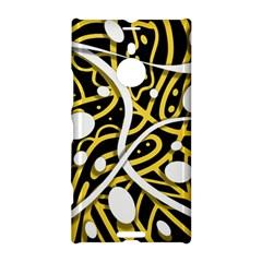 Yellow movement Nokia Lumia 1520