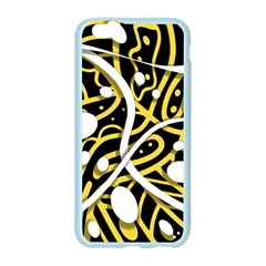Yellow movement Apple Seamless iPhone 6/6S Case (Color)