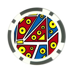 Life is beautiful Poker Chip Card Guards (10 pack)