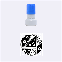 Life is beautiful Rubber Round Stamps (Small)