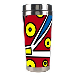 Life is beautiful Stainless Steel Travel Tumblers